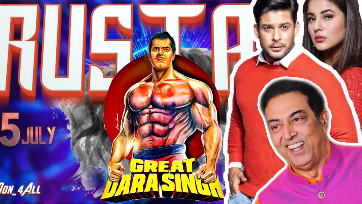 """YouTube Full Video Link▶️ https://t.co/llTARSAywf  @RealVinduSingh : """"Sid is Ready To Explode 💥 & Dont Miss My Dad's Song on 5Th July""""  Watch Full Video On ▶️Youtube  Thumbnail Credit : @Don_4all  #GreatDaraSingh https://t.co/Uh4Ia0n2zi"""