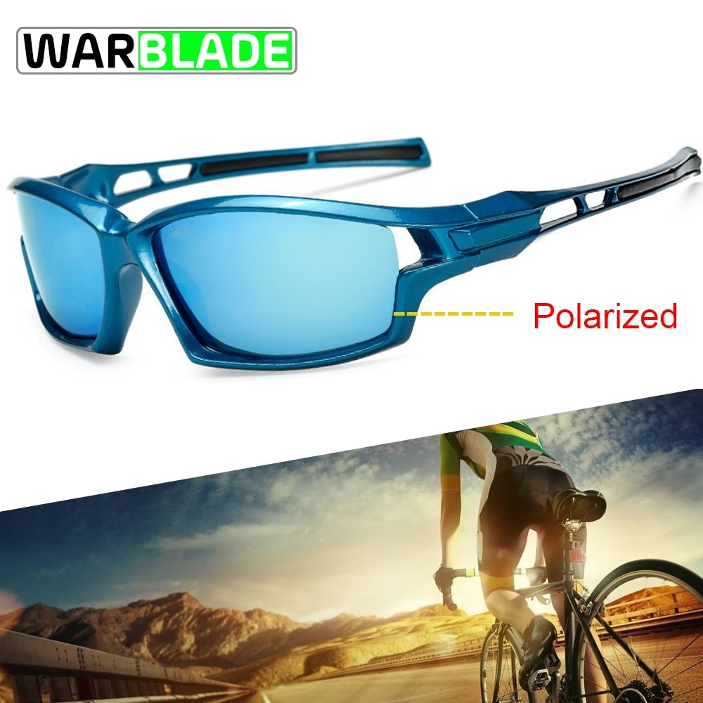 Sport Sunglasses Polarized Cycling Glasses UV400 Bicycle Glasses Men Women Cycling Sunglasses Fishing Running Eyeware WarBLade  #fashion|#tech|#home|#lifestyle