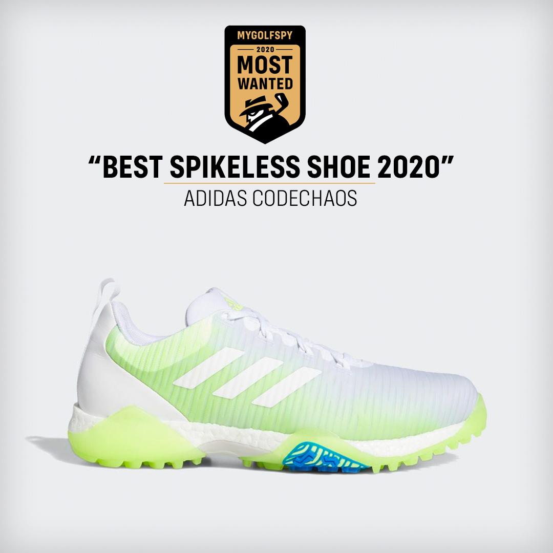 Mygolfspy On Twitter Best Spikeless Shoe 2020 Adidas Has Set A New Bar For The Golf Shoe Https T Co 3qw5zap2dw
