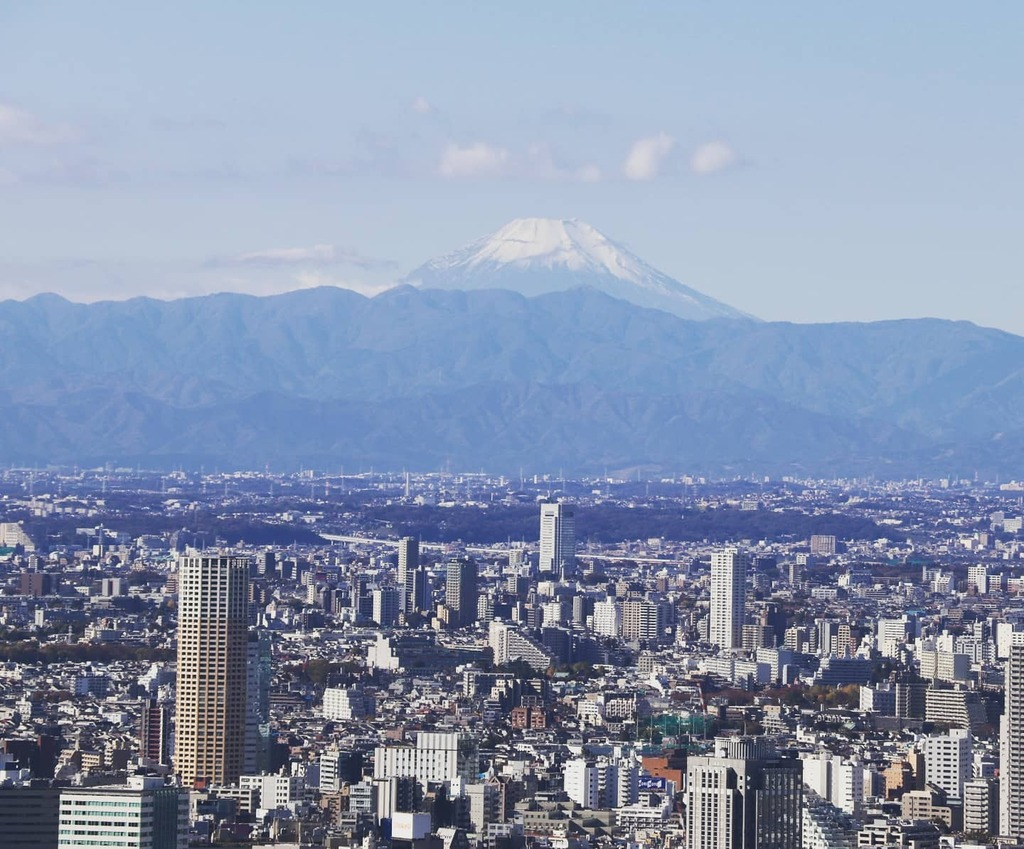 Amazing view of Mount Fuji and Tokyo. #tokyo  • • • #travel #travelling #toptags #vacation #visiting #traveler #instatravel #wanderlust #trip #holiday #photooftheday #lifeofadventure #doyoutravel #tourism #tourist #instapassport #instatraveling #mytravelgram #travelgr…pic.twitter.com/zlyyM1A6ut