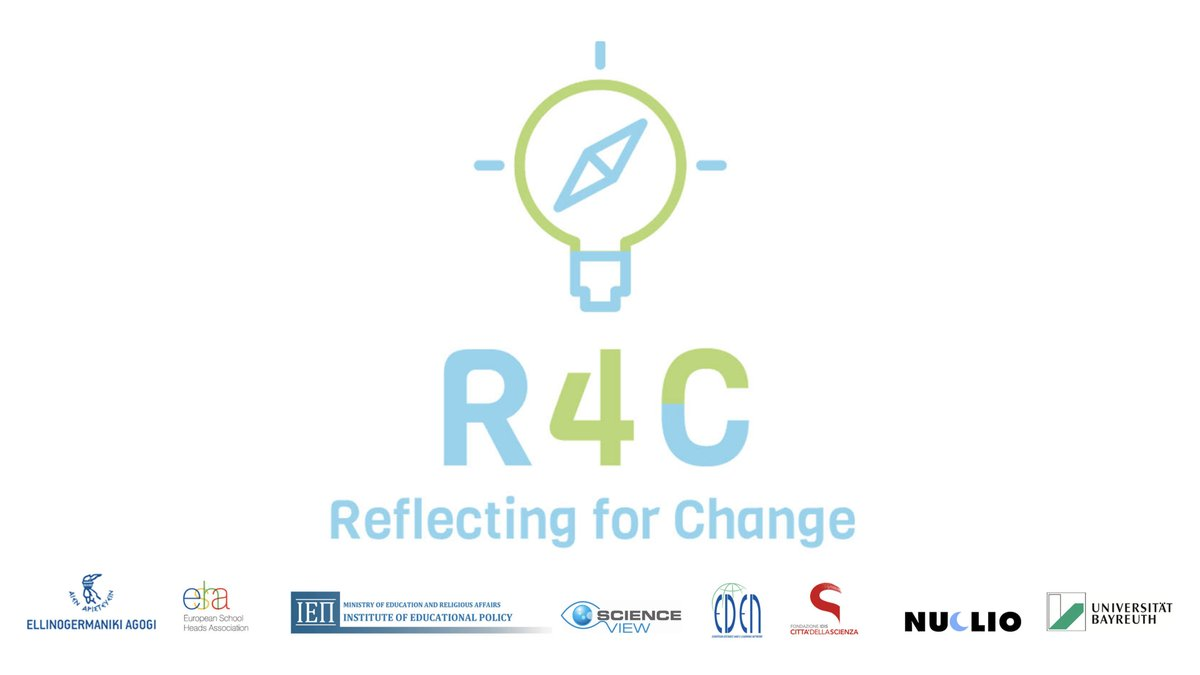 Another great #SELFIE story: @EUErasmusPlus project Reflecting For Change is currently ongoing in 300 🇪🇺 schools to promote self reflection tools. This #R4C project builds on SELFIE as a starting point to draw out the best plan for school innovation💡https://t.co/TeW7z3Hqfl #DEAP https://t.co/LEibgvBEk8