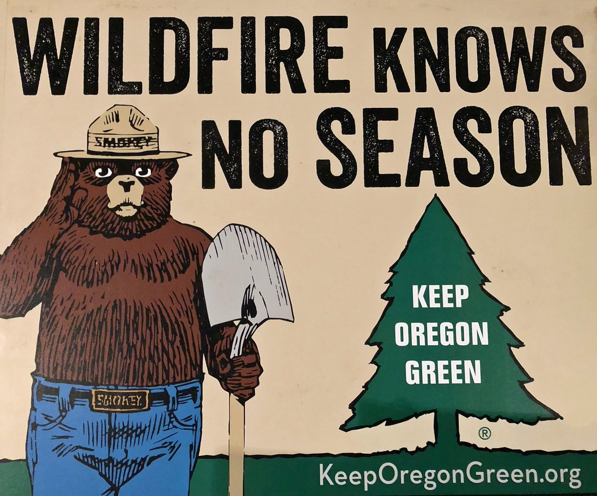 Going camping this 4th of July weekend? Please remember your campfire safety. Never leave a campfire unattended, follow all regulation and know before you go,  @KeepOregonGreen @smokey_bear @ForestServiceNW  #Oregon #orwx #Salemwxpic.twitter.com/VGuXkEX3XS