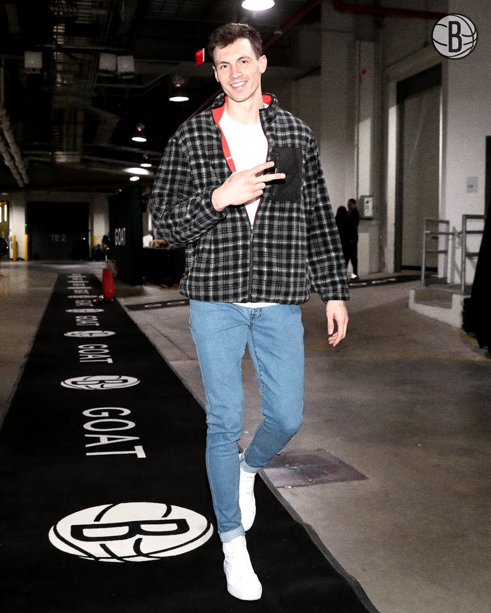 🔥 Looking back at the best fits our guys have worn this season 🔥 Today ➡️ @RODIONS1 | @goatapp
