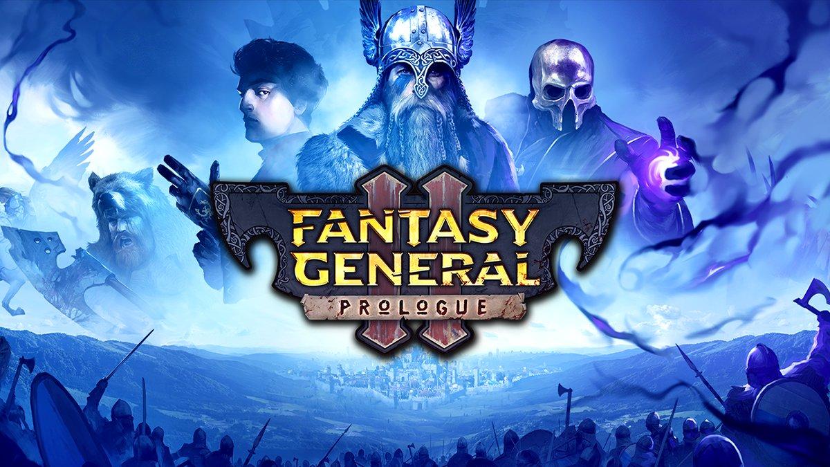 Pour les indécis du weekend 😱:  La renaissance du jeu de guerre de fantasy s'est fait avec le magnifique Fantasy General II et pour les retardataires, voici sa démo :   🕹️ https://t.co/P1vJPm7yd8 https://t.co/ZMAuHgEzoS