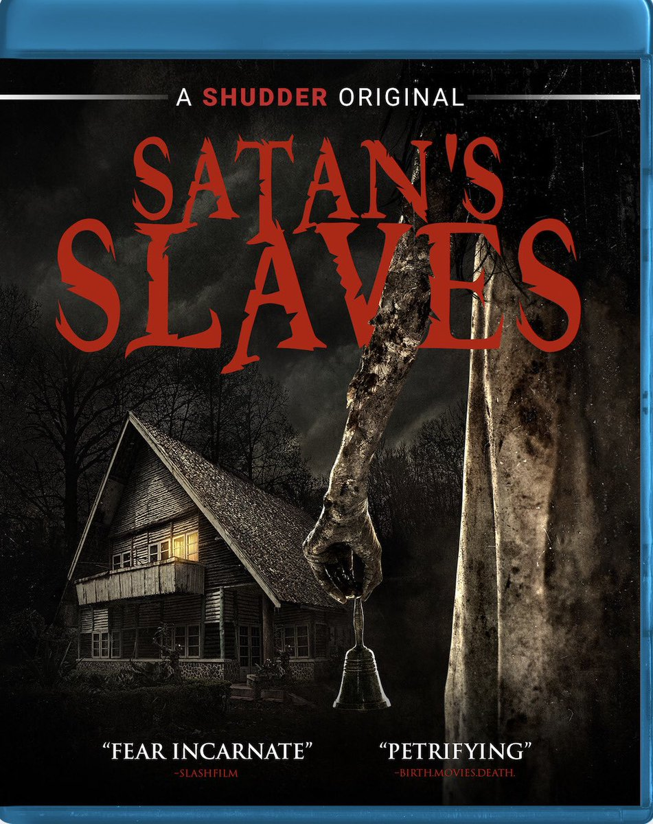 """***NEW TITLE ANNOUNCEMENT*** Coming to Blu-ray on 8/4 from @Shudder and @RLJEfilms !  Joko Anwar's """"Satan's Slaves"""" (2017)  MORE INFO TBA https://t.co/G0G8fyXPRZ"""