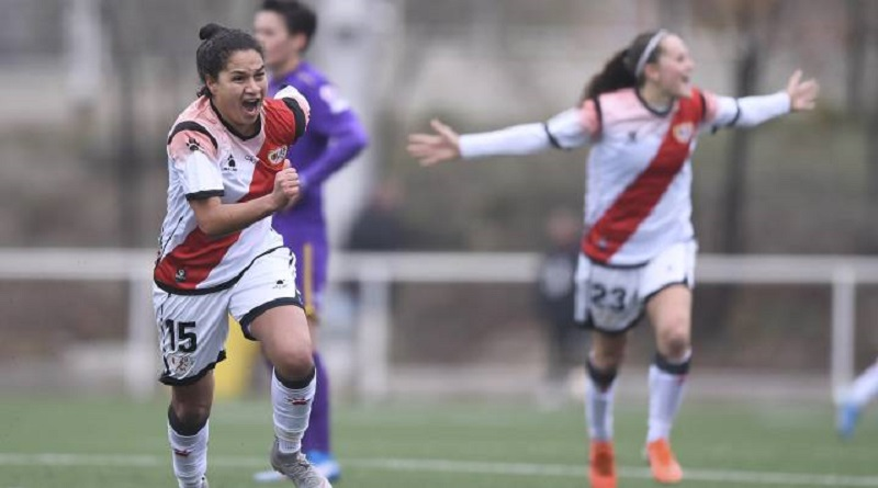 Oriana Altuve suena para reforzar al Real Betis #GraciasPuebloHeroico vtv.gob.ve/oriana-altuve-…