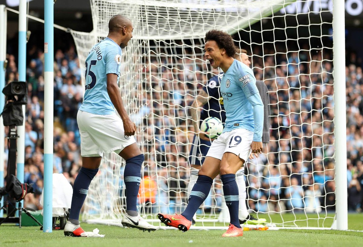 Good luck on your new journey my bro! It was a pleasure to share incredible moments with you during these 4 years. #insané #blacklivesmatter @LeroySane19pic.twitter.com/bU4VAiiGs7