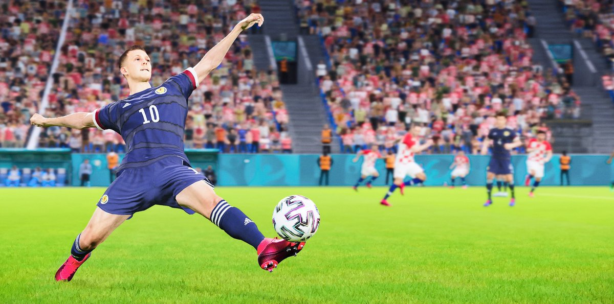 Callum McGregor  #eFootballPES2020 #euro2020   #Escocia _ https://t.co/PjFHoryYs7