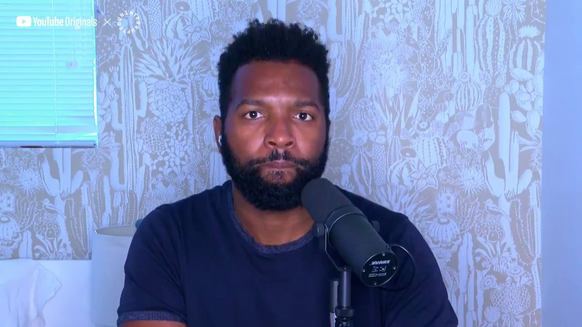 """""""My ask? Get invested. This is all of our's problem to solve.""""  @baratunde asks for white America to be invested in our fight for racial justice #BlackLivesMatter 🇺🇸 🤝  @uninterrupted x @youtube https://t.co/7asp6C8cV5"""