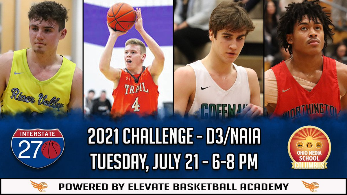 We have 10 colleges confirmed already for the D3/NAIA/JUCO @270Hoops 2021 Challenge on July 21 ‼️  Coaches, if you want to get a preview of the rosters complete with academic and contact info, reach out to me ASAP  This event will be live-streamed for all on YouTube 🔥 https://t.co/oX1Qd5weNk