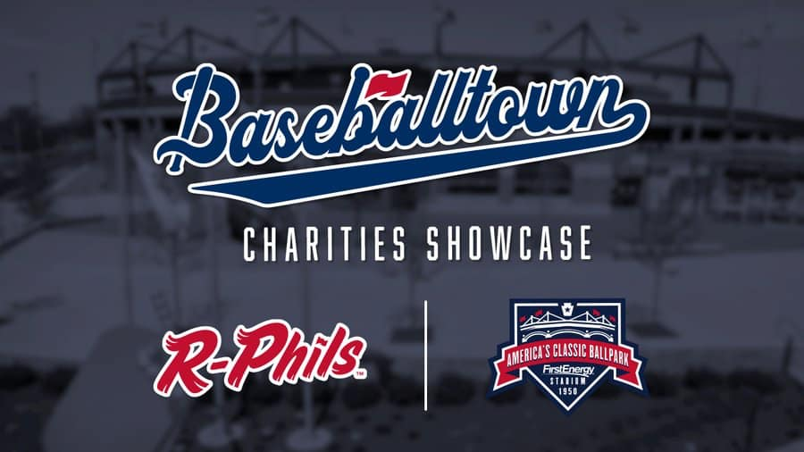 Baseballtown Charities Showcase - featuring local high school level teams! Come support them at FirstEnergy Stadium thanks to Abilities in Motion, Deer Country, and EG Smith!  Read more: http://atmilb.com/3iBQfpopic.twitter.com/lZ5VZsKvu8