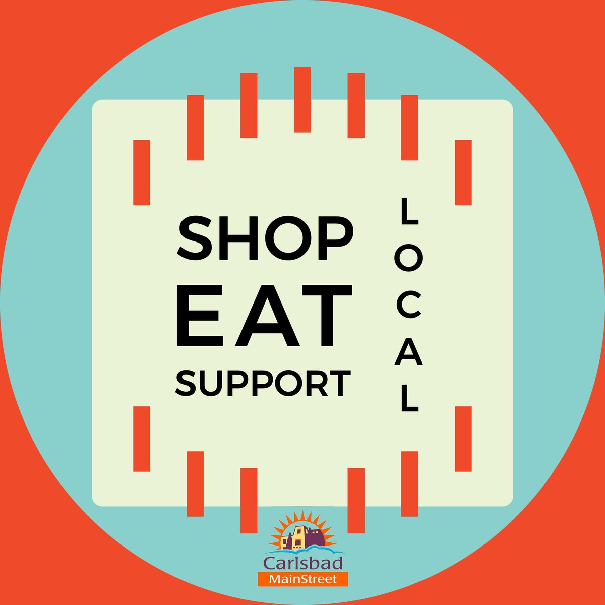 It's still very important to support small businesses whenever possible! Be sure to visit local eateries and merchants as much as you can! #shopcarlsbadpic.twitter.com/TQ5QQEy2ye