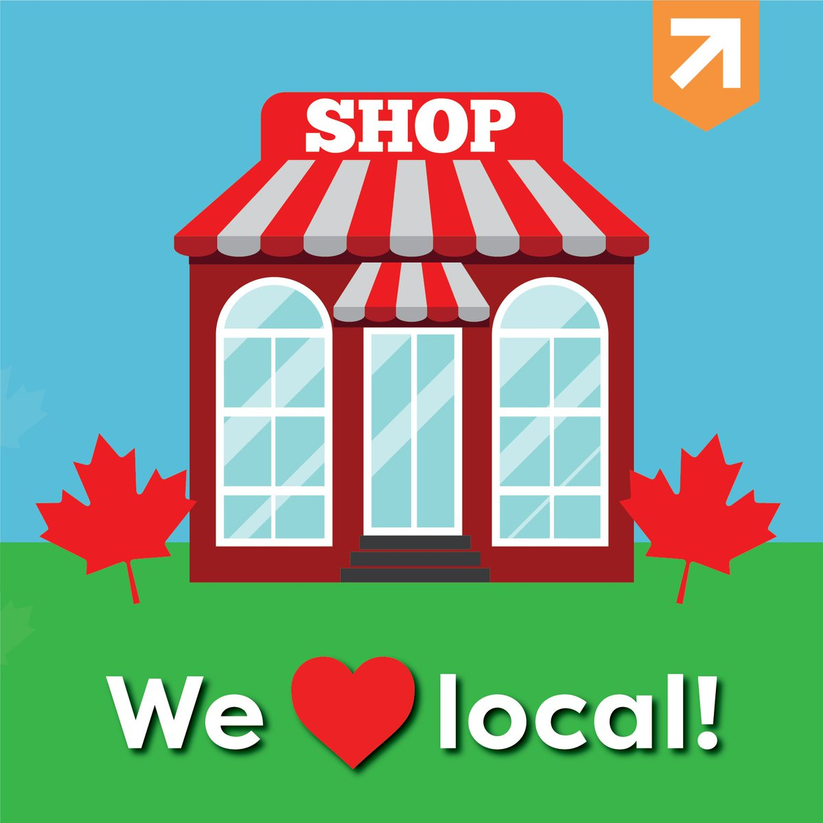 We want to say THANK YOU to all the Canadian businesses out there.   Tell us how you're supporting local this weekend in the comments! pic.twitter.com/cIEzzojl8I
