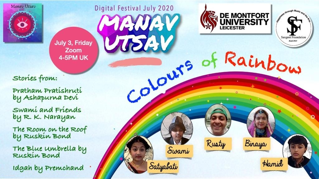 Today marks the launch of the Manav Utsav Digital Festival, celebrating the UK's first #SouthAsianHeritageMonth. Hear from DMU experts as they explore how creative arts help build community resilience. More info here: http://orlo.uk/spz8g #ProudToBeMorepic.twitter.com/b2PQh8tncA