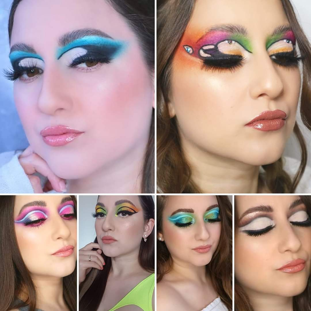 I'm so close to 1000 followers here on twitter!  If you have a passsion for creative makeup looks please follow me X #followme #makeup #makeuplooks #beautyinfluencerpic.twitter.com/20wBB4cCEc  by Jessica Rose