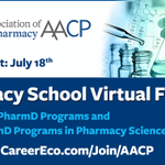 Image for the Tweet beginning: Join #UNCPharmacy, American Association of