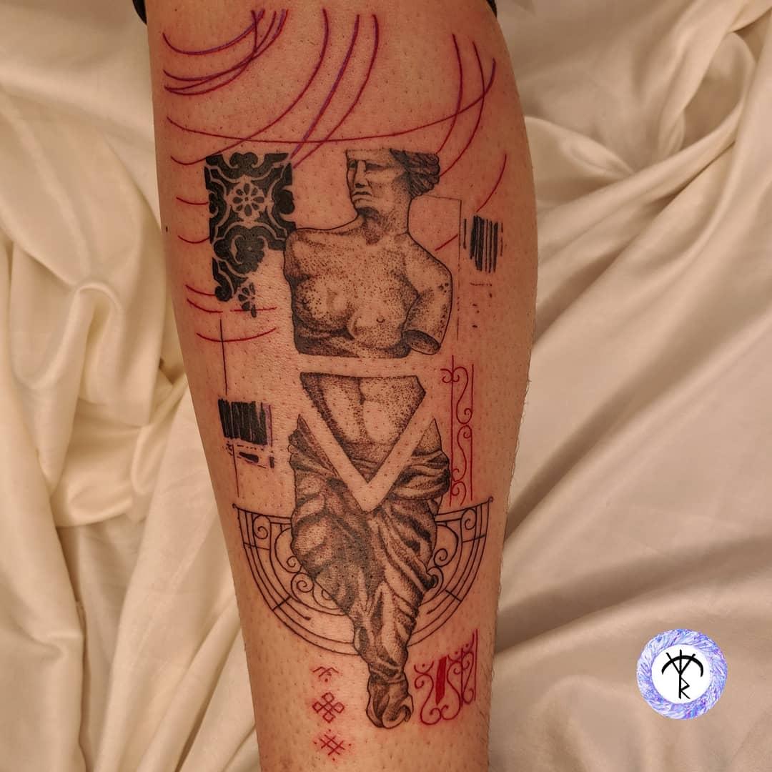 Tattoo estátua #tattoo #tattooing #tattoodrawing #tattooartist #tattoodrawings #tattooillustration #tattoodesigns #tattoomodel  #tattooer #tattoolove #tattoolife #tattooingpic.twitter.com/yVisD8QxL6
