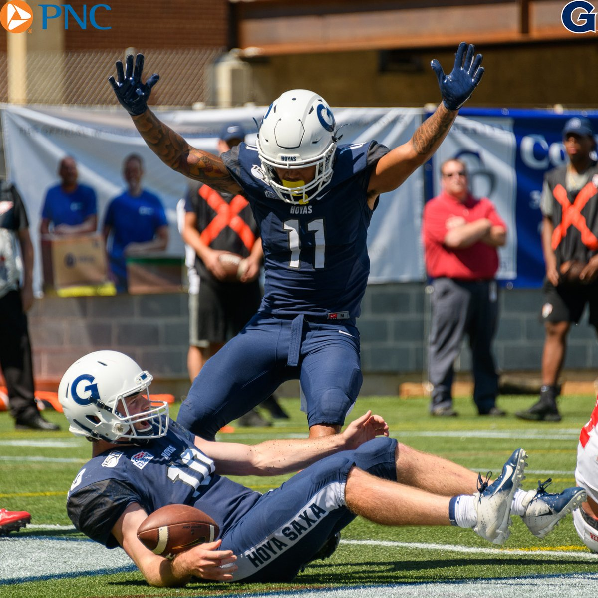 Photos of the Year presented by @PNCBank #HOYASAXA