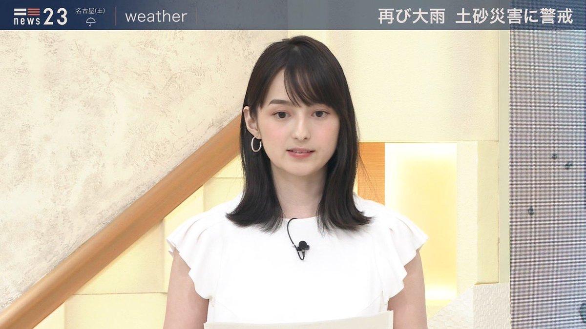 アナウンサー ニュース 23
