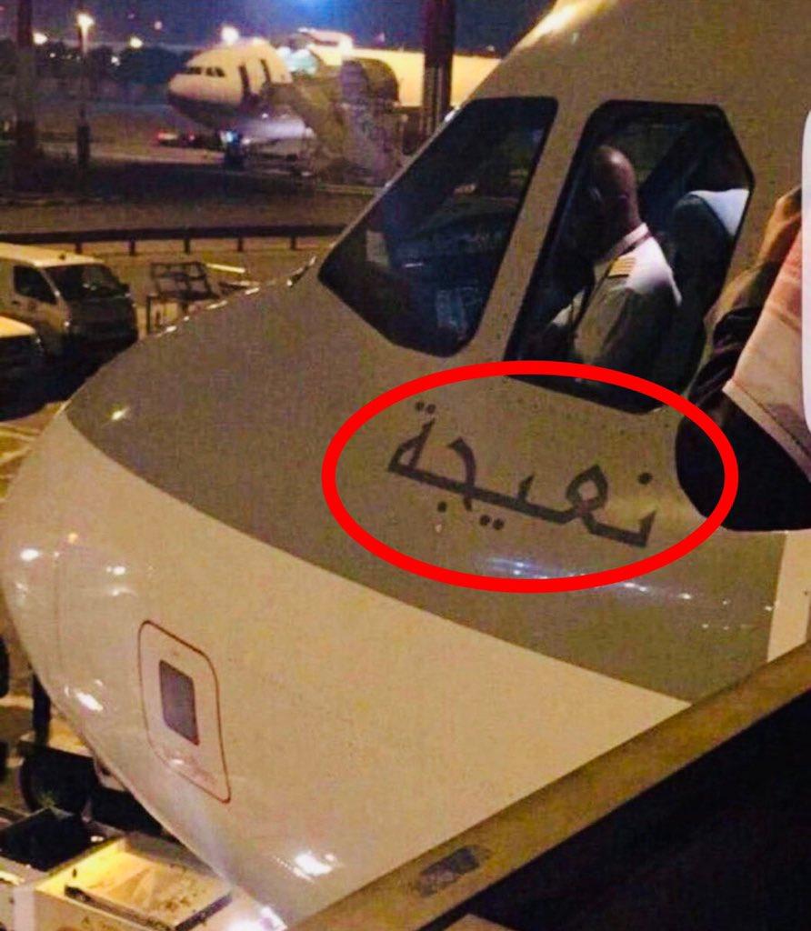 """▪️نُعيّجة.. ▪️تُويّسة.. ▪️حُميّرة.. ▪️جُحيّشة.. الاسم غير مهم جداً.. المهم أن نسافر بها ونكون بين ركابها. معلومة👌🏻 """"النُعيّجة"""" منطقة في دولة قطر. تقع في وسط بلدية الدوحة وكانت تُعرف سابقًا باسم """"الهلال الغربي"""" ولكن تم دمجها في """"النُعيّجة"""" اعتبارًا من تعداد عام 2010 ميلادية. https://t.co/X2nzsRAjrC"""