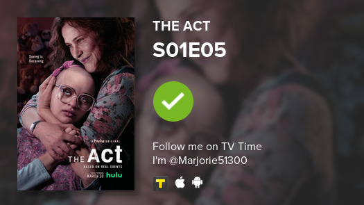 I've just watched episode S01E05 of The Act! #act  #tvtime https://t.co/sGRpri9zPt https://t.co/494x0MLbO1