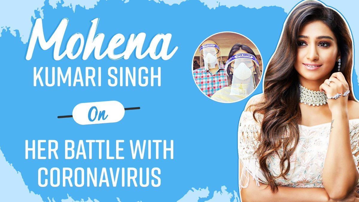 Mohena Kumari Singh on battling coronavirus with family, anxiety, dos & don'ts to follow Watch the video now: https://youtu.be/t2Iheq9s4Nc  #MohenaKumariSingh #coronavirus #battle #YRKKH #yerishtakyaakehlaatahaipic.twitter.com/bBVGK6Hfv1