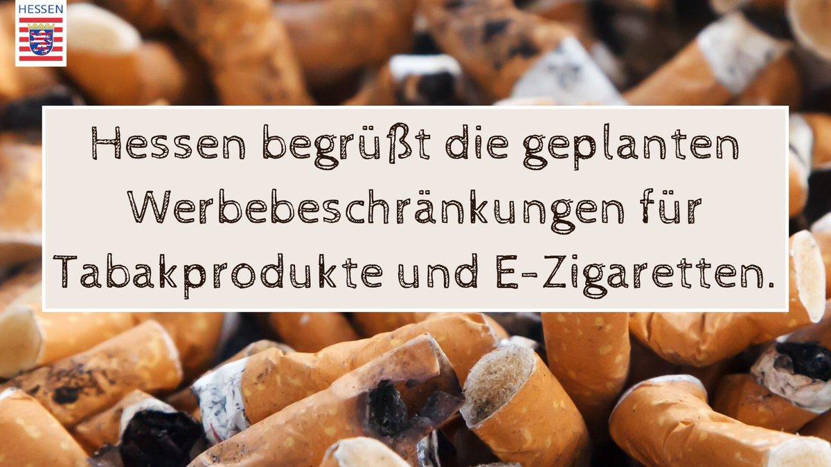 #Tabakwerbeverbot