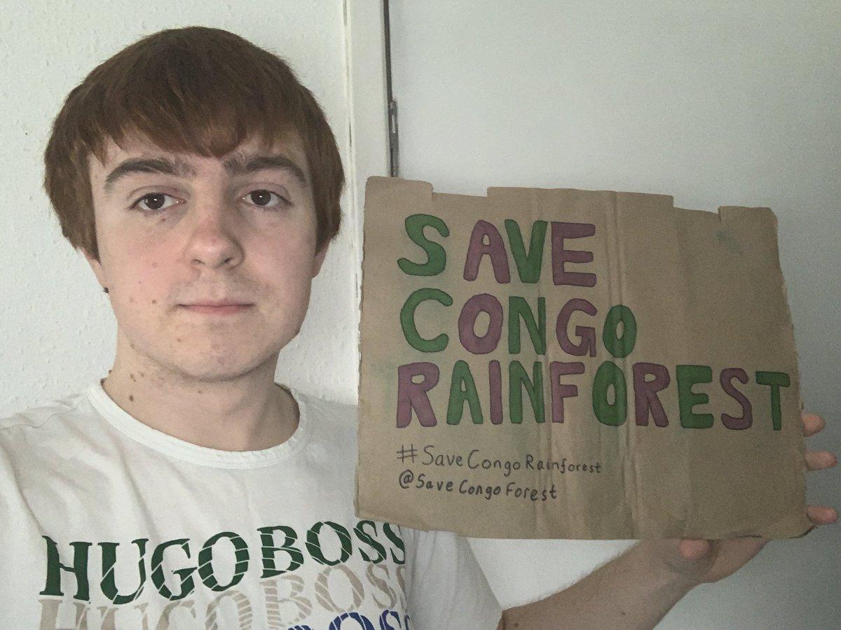 Day 108 #SaveCongoRainforest @Remy_Zahiga @vanessa_vash