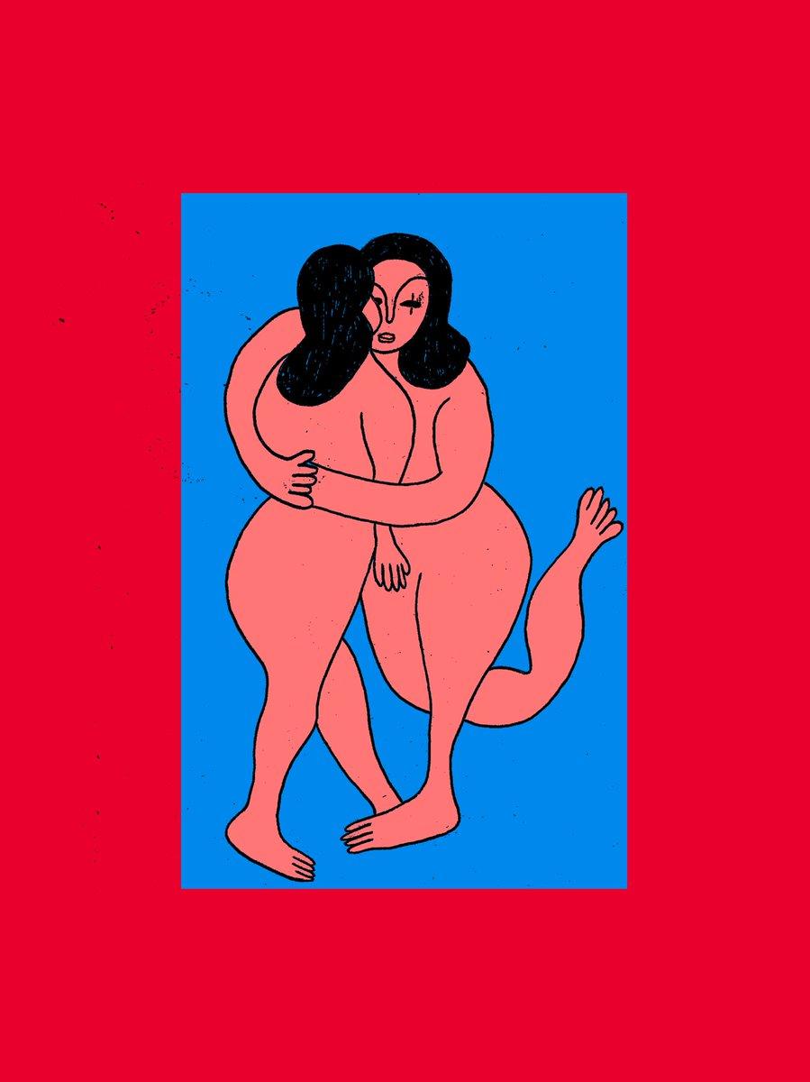 hold u tight as much as i can .  #contemparyart #whitneymuseum #moma #tate #computerart #fauvism #portrait #painting #digitalart #instaillustration #illustrationartist #illustragram #sketch #draw #illustagram #artwork #drawing #illustrator #색연필드로잉 #yoni pic.twitter.com/AAetxfaYHD