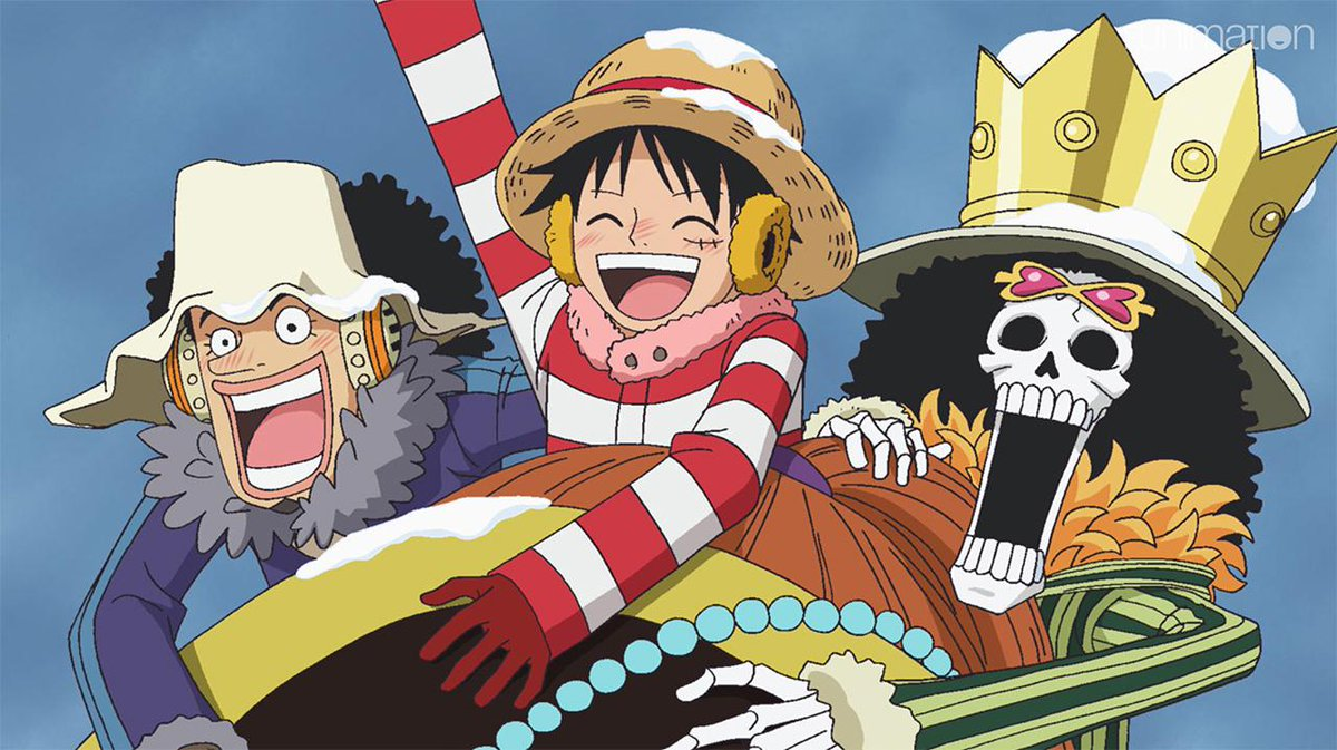 If you were expecting a long wait for the next batch of One Piece dubbed episodes, think again. 😁🏴☠️  More Punk Hazard is coming to digital storefronts in August 2020!️ #funimationcon  Read on: https://t.co/5SajGdYEJe ️ https://t.co/uGn3rRu26p