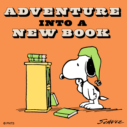 Reading can be an exciting adventure 📚