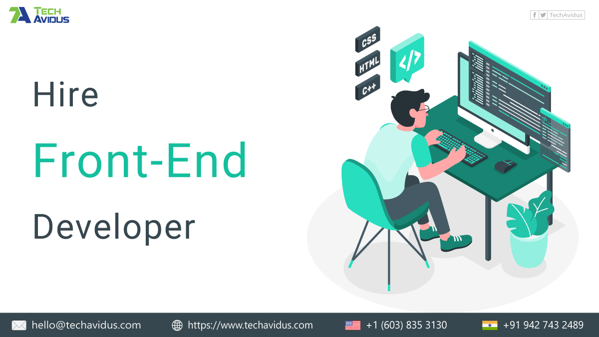 Hire #FrontEnd developers to create compelling and innovative solutions for your business, visit  https:// bit.ly/395uE2s      #FrontEndDevelopment  #FrontendDeveloper #WebDevelopment #WebDeveloper #FullStackDeveloper #JavaScript #WevDev #SoftwareDevelopment #WebDesign<br>http://pic.twitter.com/cSw5pHNpuO