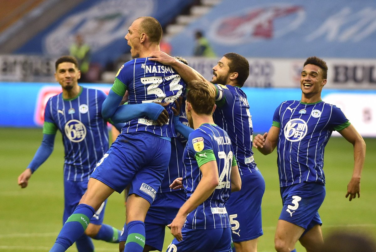 Tomorrow we channel that positive energy. For our fans, for our players, for our staff, for OUR club!  #wafc <br>http://pic.twitter.com/NPweIyNgdw