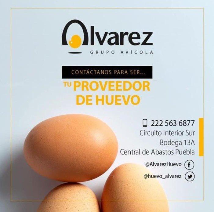 Continuemos ayudando a las empresas que lo necesiten con la iniciativa #ReactivandoMx. Hoy es turno de Álvarez grupo avícola. Ingresa aquí para más información sobre sus productos: https://t.co/iuYPj61pUa https://t.co/Mw9h9rRU2V