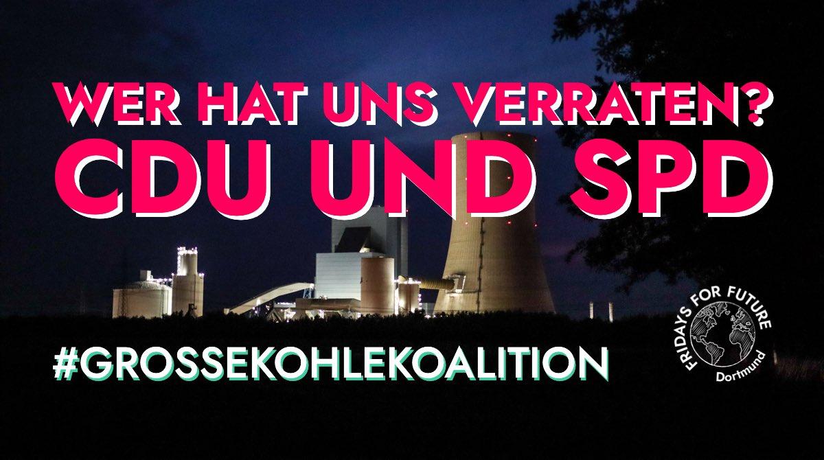 #grossekohlekoalition