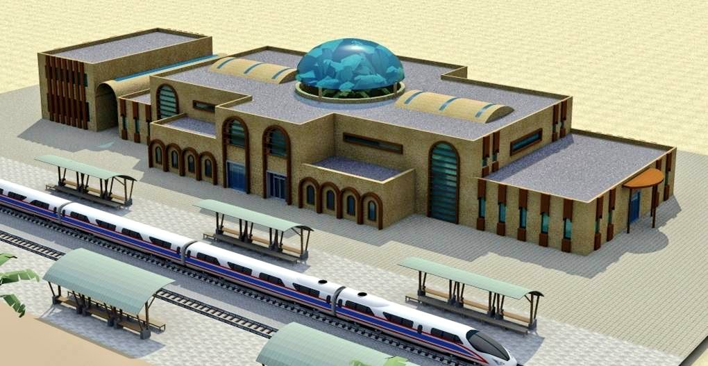 The 3 future stations of this line, to Touggourt, the new city of Hassi Messaoud and Hassi Messaoud. #algerie #algeria #touggourt #Ouargla #infrastructure #development #railway #train #Transportation #Afrique #Africa #trainstation #ورقلة #الجزائر #حاسي_مسعود https://t.co/JdRWInurTb