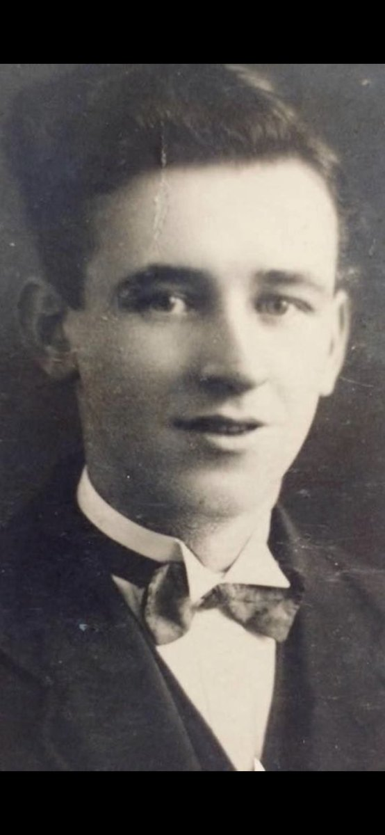 My grandad McNamara it's his birth date today folks Im proud to share his photo for the 1st time to people! https://t.co/IJcmJnXiPR
