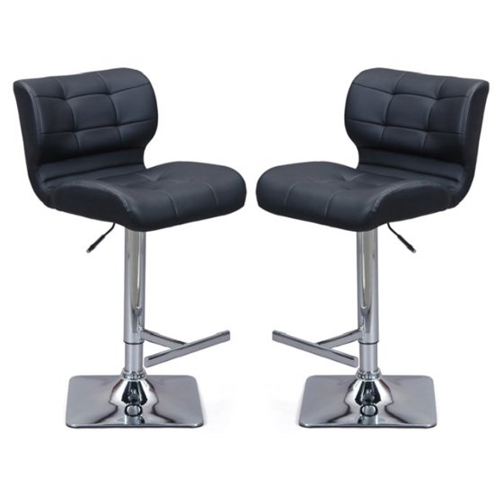 Candid Black Faux Leather Bar Stool In Pair With Chrome Base - https://www.furnitureinfashion.net/candid-black-faux-leather-bar-stool-in-pair-with-chrome-base-p-53760.html#fo_c=124&fo_k=3cc0bee2c6f161524438f4ca22466930&fo_s=tw_19445599…pic.twitter.com/k2qt45hX8E