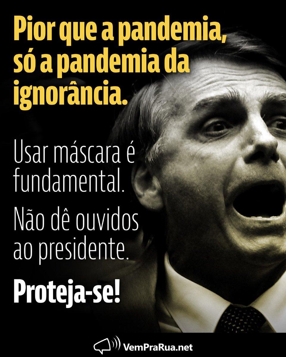 @jairbolsonaro @STF_oficial @RodrigoMaia  Isso que vcs chamam de presidente? Reencarnação de Hitler  #impeachment https://t.co/tNmRUy11XL