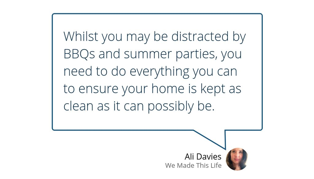 4 Top Tips For Cleaning Your Home In Summer ▸ https://lttr.ai/TVur  #cleaning #hincharmy #hinchingpic.twitter.com/APdWNhYAeD