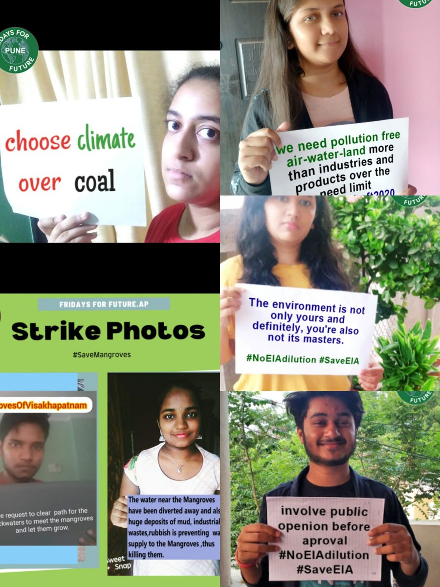 #ClimateStrikeOnline  #noeiadilution  #ClimateChange  #ClimateEmergency  #ClimateAction