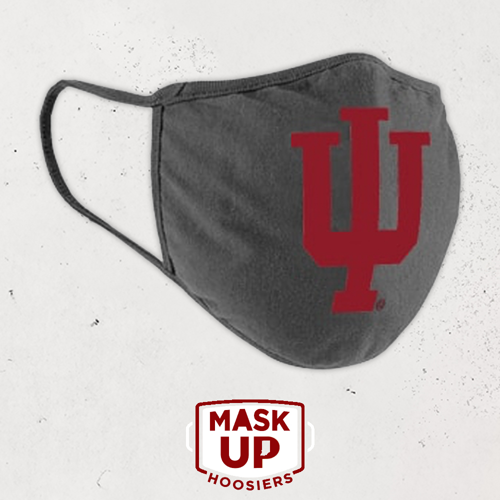 Show off your cream & crimson – while doing your part to keep others safe.  #MaskUpHoosiers: https://t.co/jvo1nXfXyw https://t.co/LkJ76CspuL