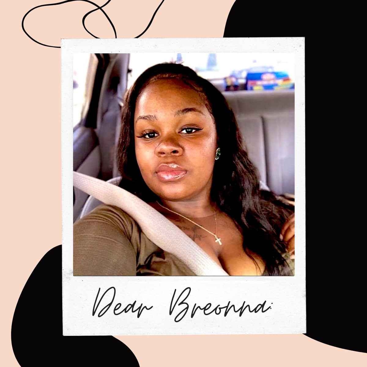 Dear Breonna:  I'm sorry this is taking so long; even more sorrowful that you're not alive.  You should be here.  🖤  There still have been no arrests made for the murder of #BreonnaTaylor. Call 844-298-2731 to demand  #JusticeForBreonna. The officers should be held accountable. https://t.co/M9PqwDKhw5