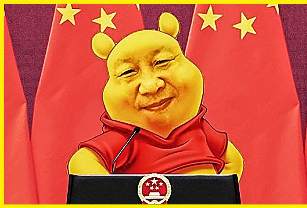 All Hong Kong people need come out on streets wear Winnie the Pooh Tee. 🤣😂🤣  #FreeHongKong #HKProtests #HongKongSecurityLaw #HongKongProtests https://t.co/3MGnvIZ7QO