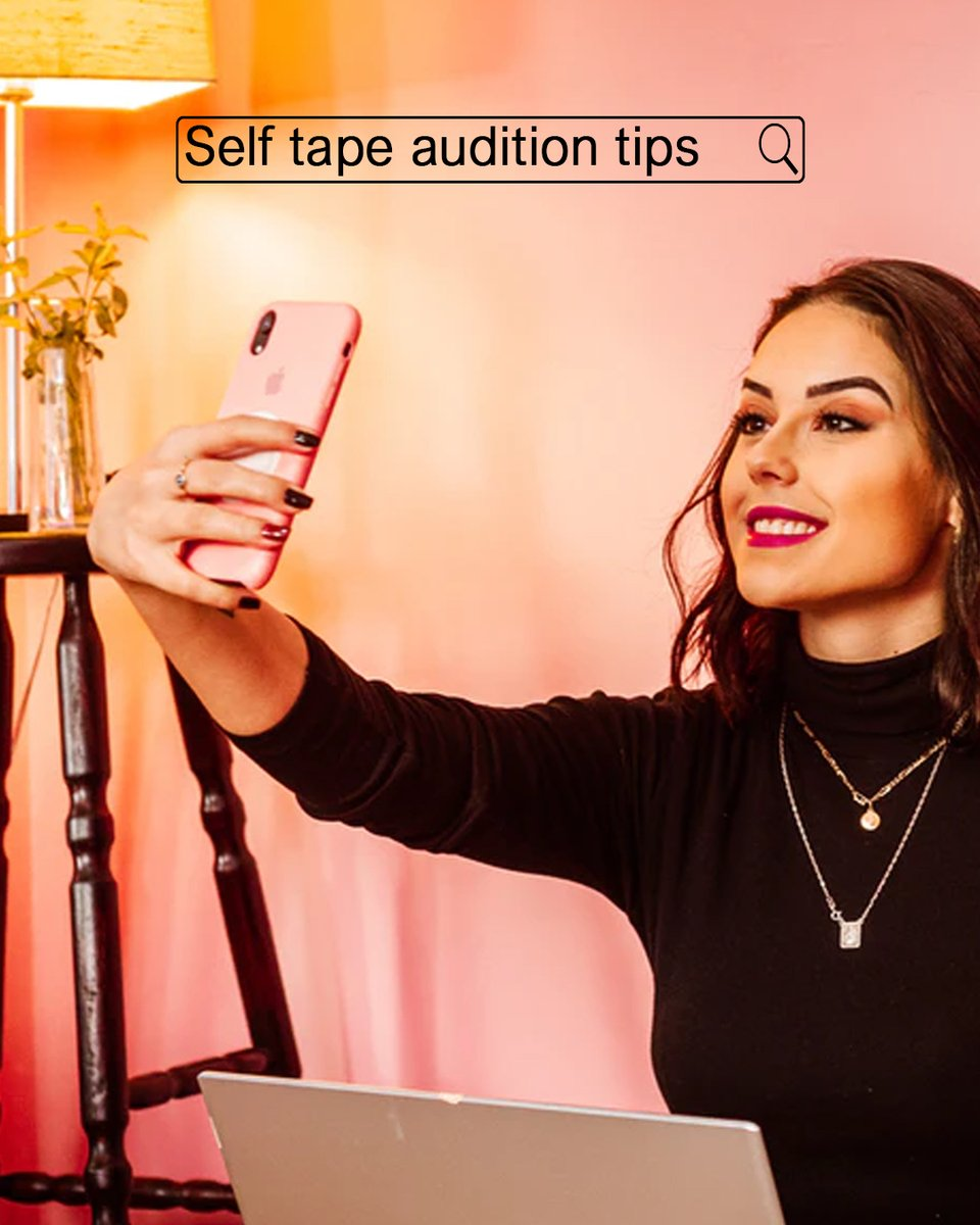 'Self-tapes' will likely be an integral part of auditions now. Here are some tips to improve your self-tape audition process.  Check out our Instagram post for more information.  https://t.co/RwA6d085DX  #maxagency #MaxAgency #selftapeaudition https://t.co/BOKUmm2B2c