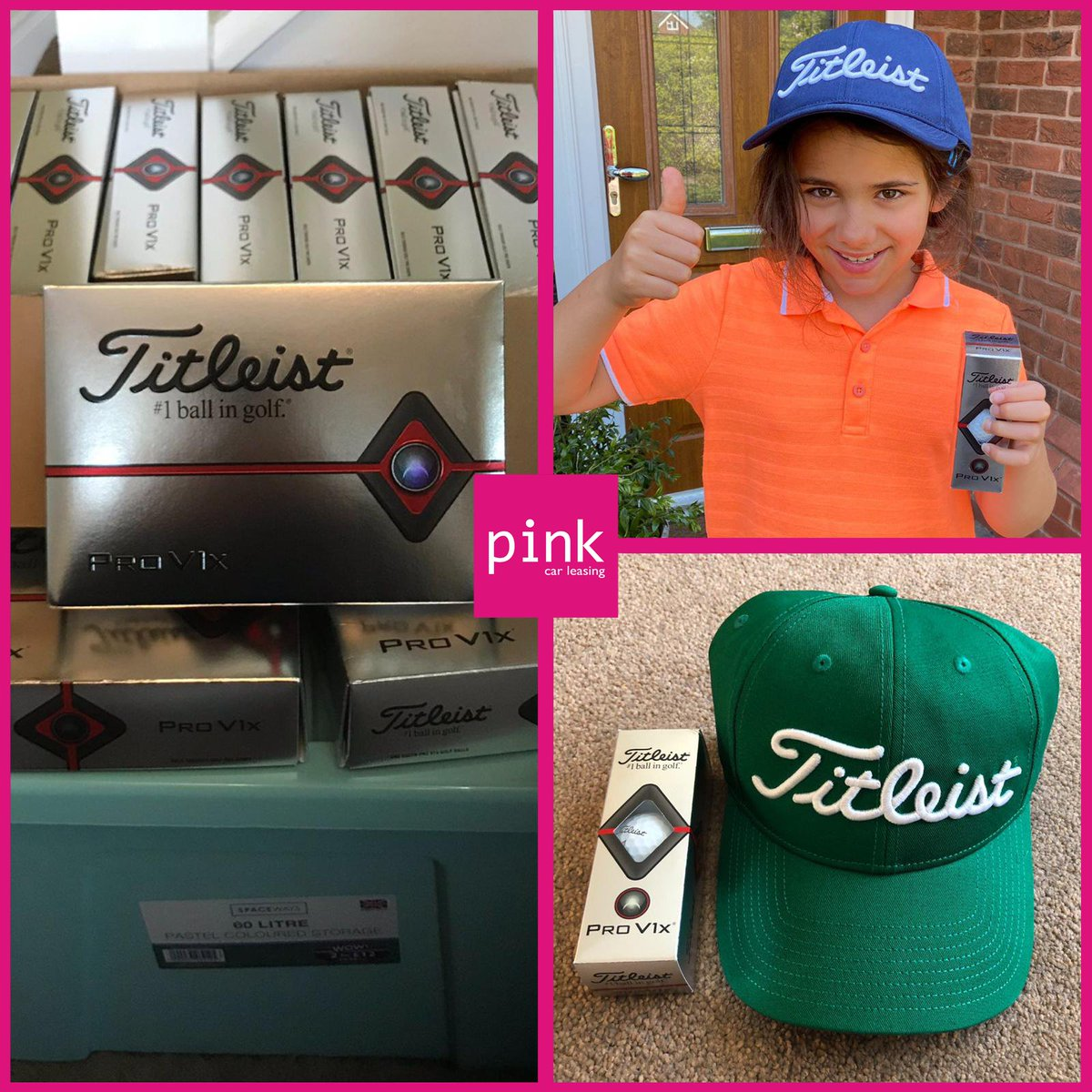 A massive thank you to our recent competition winner and runners-up, @jacksouthgolf, @adam_mates and @waltygb, for these fab pictures of their prizes! 🏅🏌️♂️ If you would like to win a Titleist Tour Cap, enter our Spot the Difference competition here 👉 bit.ly/2BhQUvn