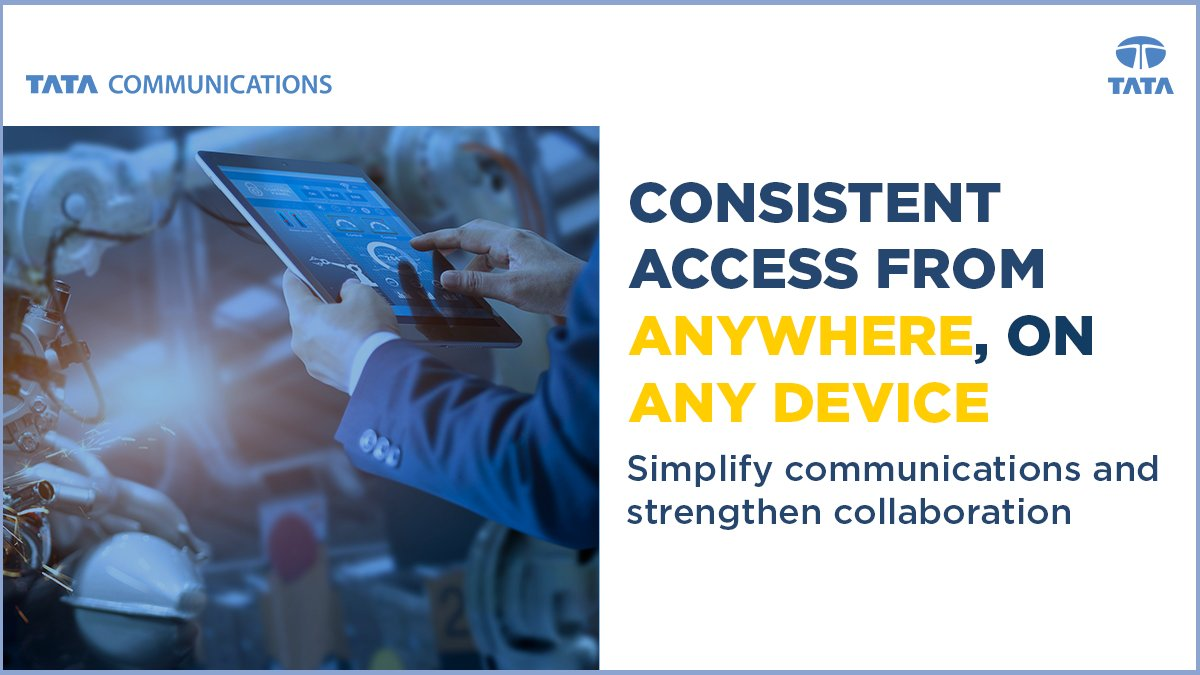 Re-define traditional relationships among suppliers, producers and consumers. Know how you can enrich your communications with unified collaboration solutions from #TataComms: https://t.co/IYydA4Hkp5 https://t.co/FHjljwLntm