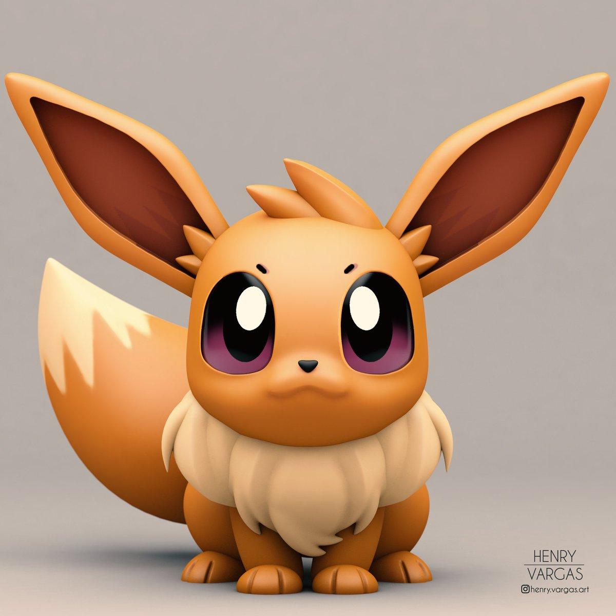 Eevee #pokemon