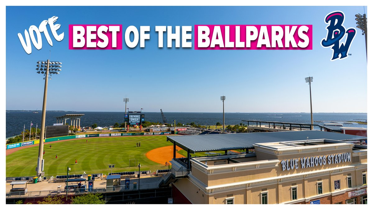 Three hours left. Trailing by 1%. Let's vote, Blue Wahoos nation! bit.ly/3dJBL31
