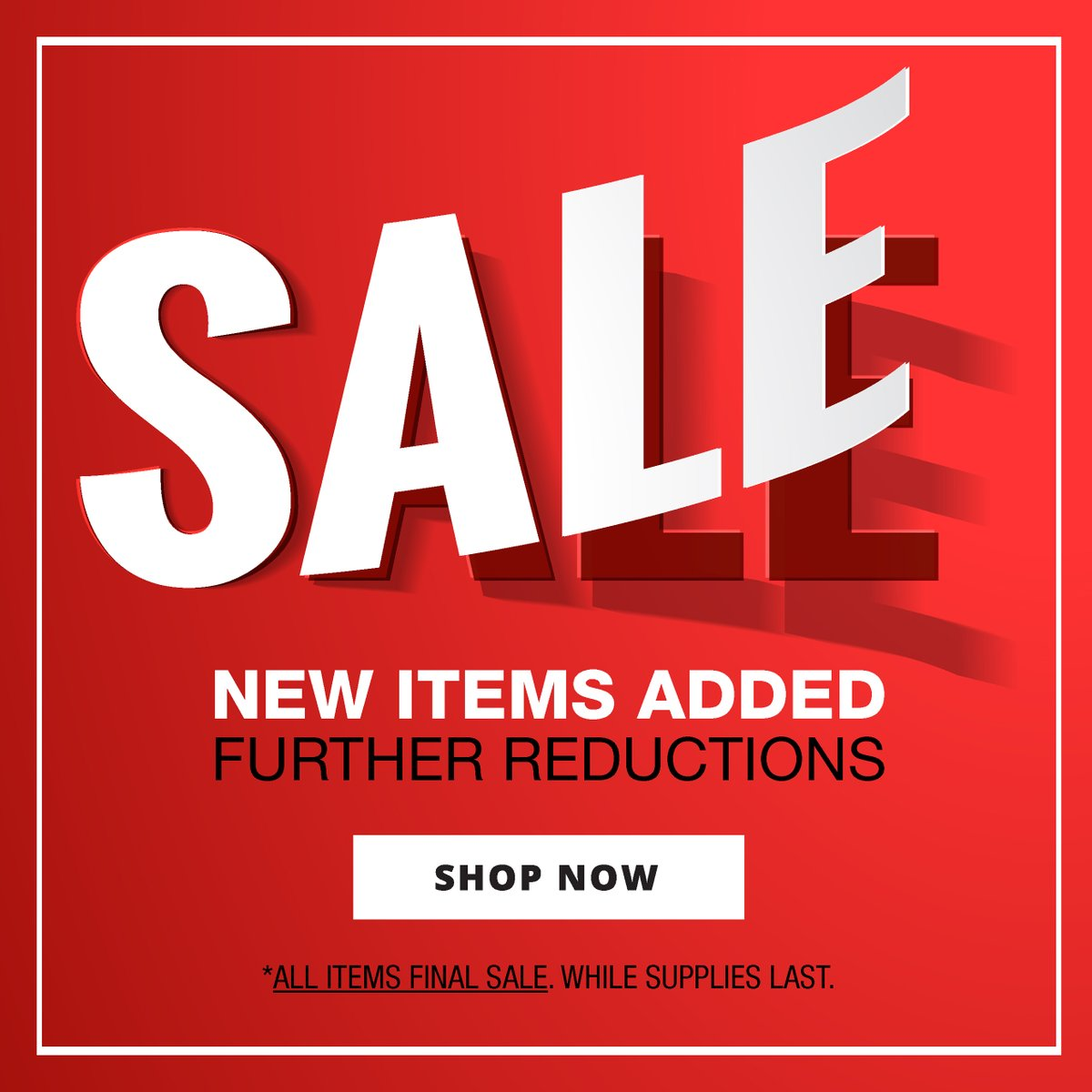 CLEARANCE: NEW ITEMS ADDED! Shop in-stores & online now! | https://bit.ly/3dXesCW  #Clearance #Sale #FinalSale #ShopNow #Online #Boutique #Reduction #Toronto #StJacobs #Mississauga #WomensFashion #Accessories #Clothing #Love #Fashionpic.twitter.com/ga0ItwpVIs